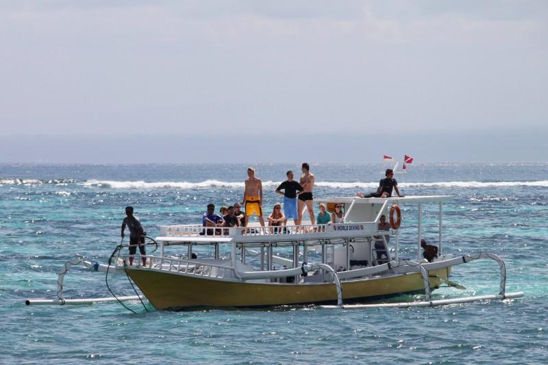 Jukung Balinese World Diving
