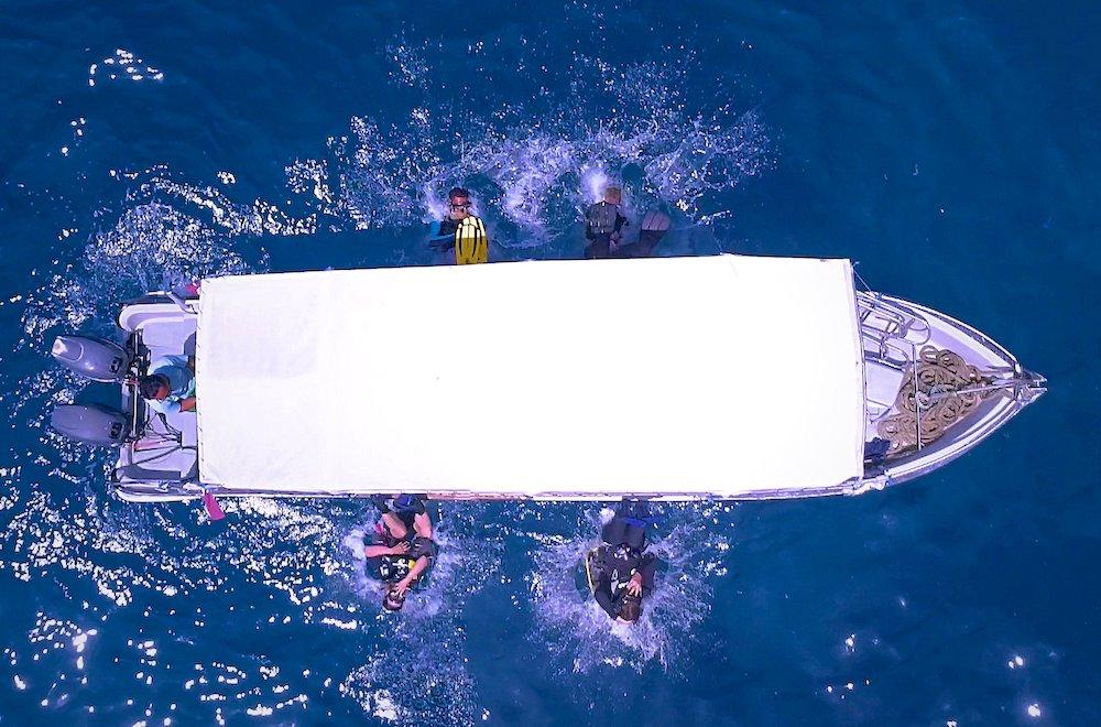 Advanced Open Water Lembongan