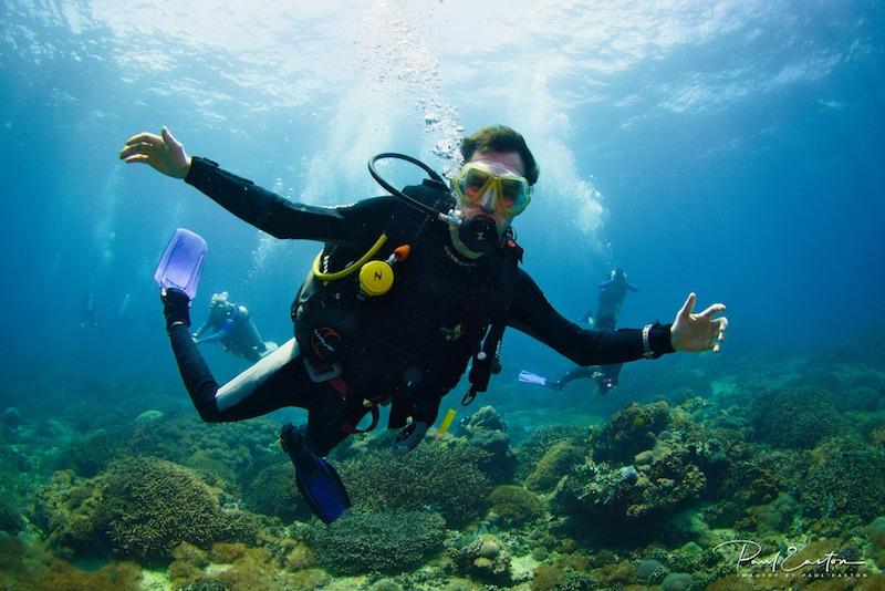 Diving Penida