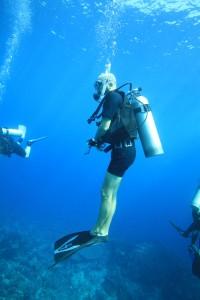Beautiful Buoyancy Control